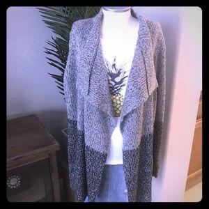 🆕 listing! Open drape cardigan